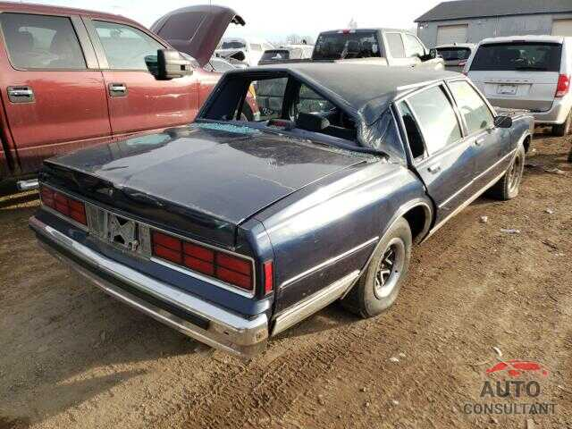 CHEVROLET CAPRICE 1984 - 1G1AN69H4EH120015