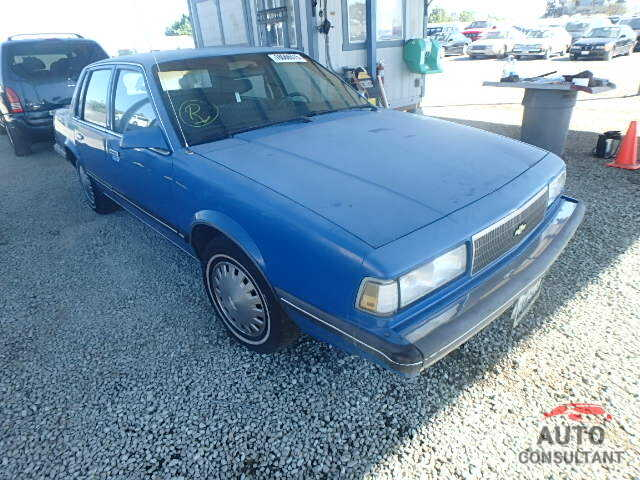 CHEVROLET ALL OTHER 1988 - 3G1AW51W1JS501811