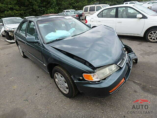 HONDA ACCORD 1997 - 2HGFC2F50GH567171