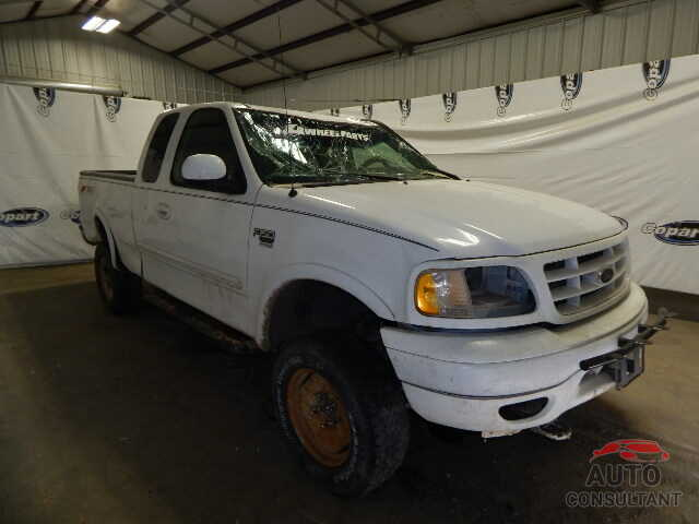 FORD F150 1999 - 1FT7W2BT0KED93147