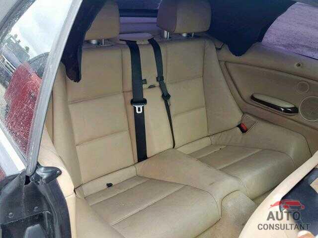 BMW 3 SERIES 2001 - 5YFBURHE3KP944059