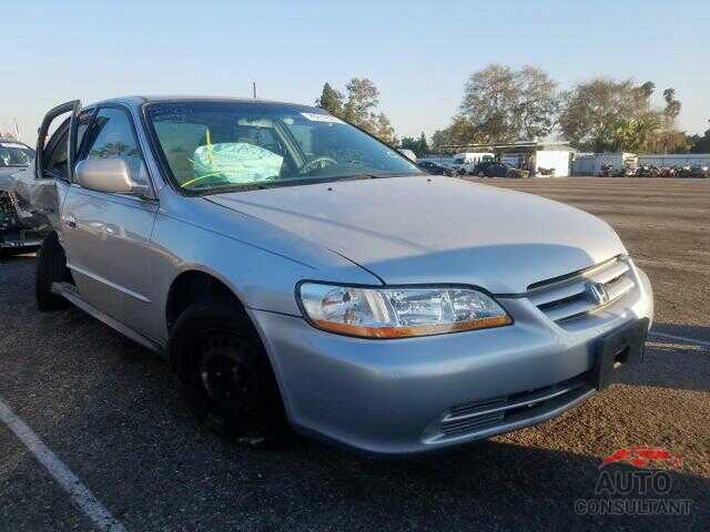 HONDA ACCORD 2002 - 5XYPHDA15JG357854