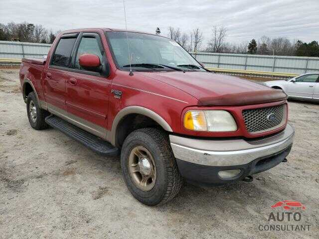 FORD F150 2002 - 5N1AT2MT3JC732565