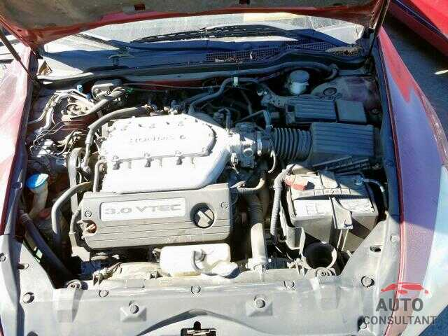 HONDA ACCORD 2003 - 2T1BURHE9GC523230