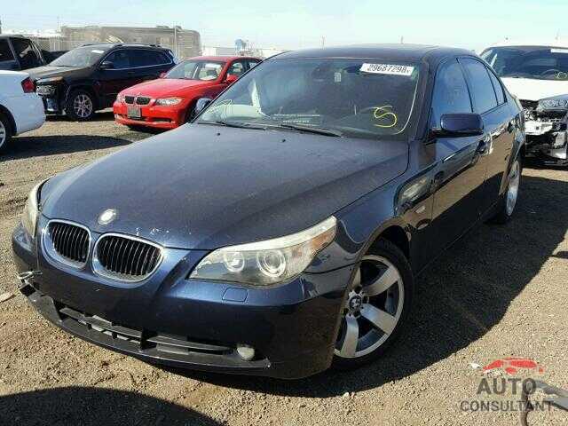 BMW 5 SERIES 2004 - 3FADP4EJXJM127915