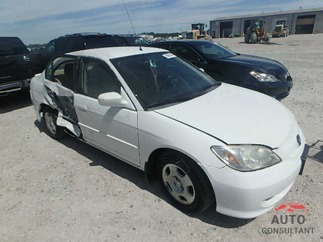 HONDA CIVIC 2005 - 5N1AR2MN8GC665664