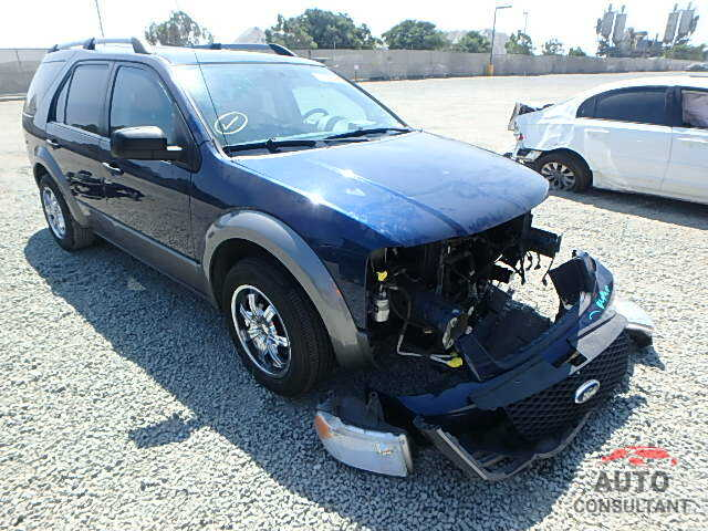 FORD FREESTYLE 2006 - JTNK4RBE1K3025674