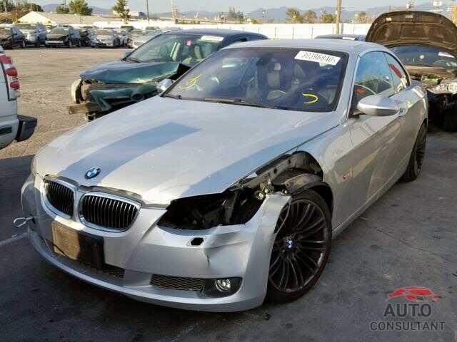 BMW 3 SERIES 2007 - 5N1AT3CA2MC717100