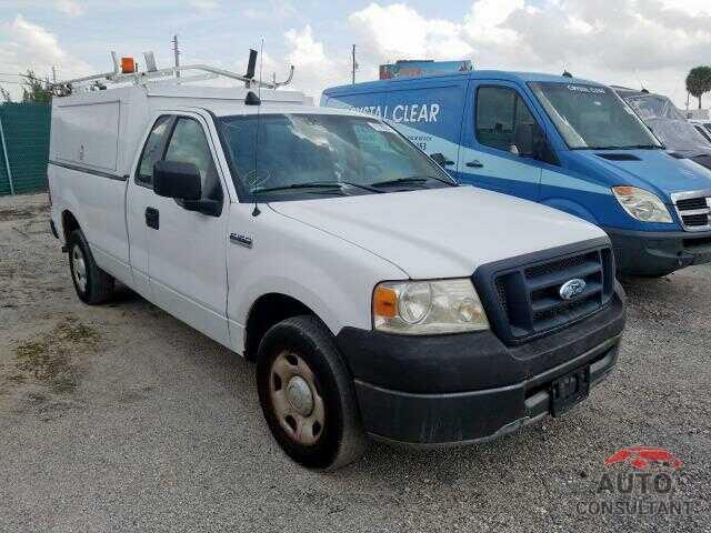 FORD F150 2008 - YV4A22PK2J1390691