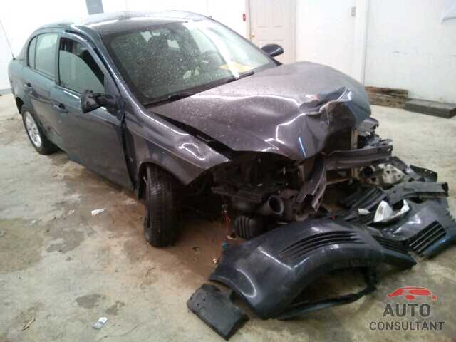 CHEVROLET COBALT 2009 - 1G1AT58H997112716