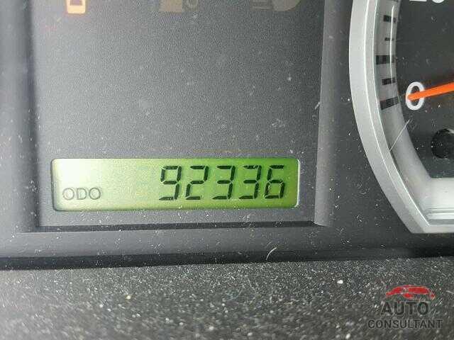CHEVROLET AVEO 2009 - 2C3CDXCT7JH242916