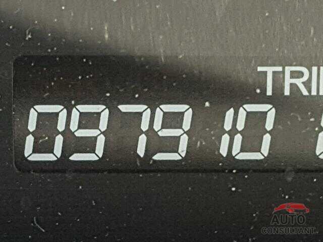 HONDA ACCORD 2009 - SALCR2BG4GH592029