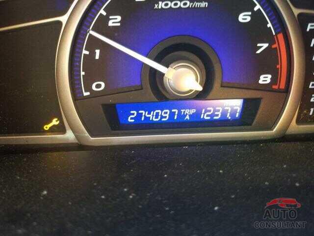 HONDA CIVIC 2010 - JTDEPMAE6MJ137799
