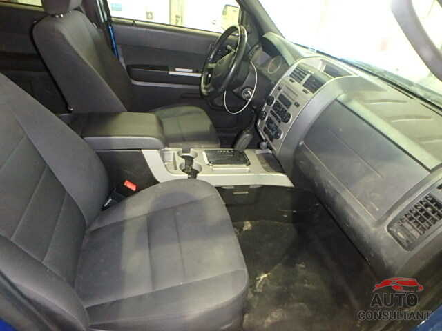 FORD ESCAPE 2011 - KNAGN4AD1G5092013