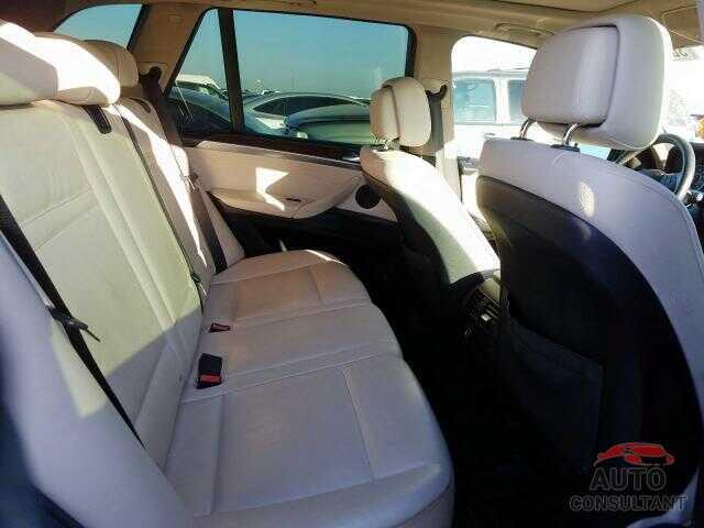 BMW X5 2011 - 2FMPK4J98HBC21753