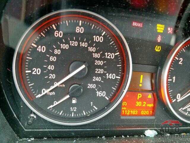 BMW 3 SERIES 2011 - 5XYZW4LA1HG484235