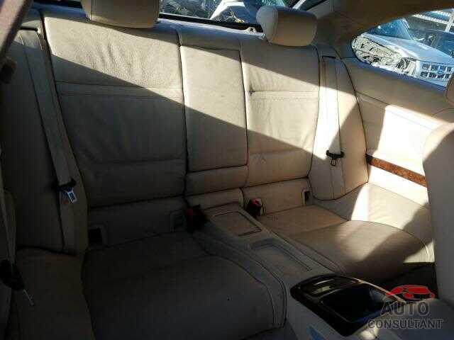 BMW 3 SERIES 2011 - 3FA6P0HD8GR165310
