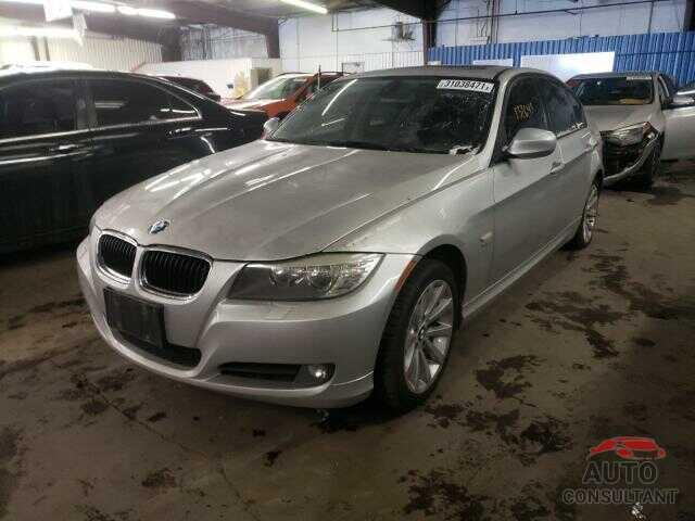 BMW 3 SERIES 2011 - 1G1ZD5ST2LF100840