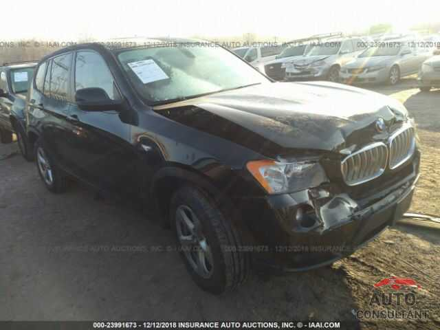 BMW X3 2011 - 3FADP4BJ3JM108062