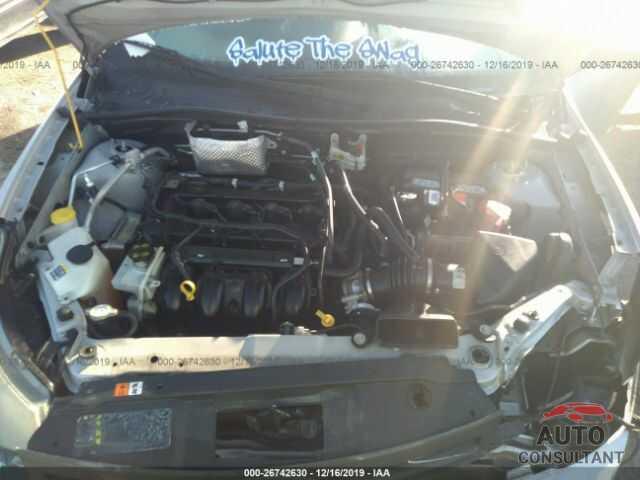 Ford Focus 2011 - 2T1BURHE8GC737982