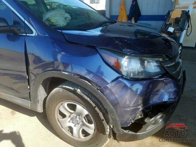 HONDA CRV 2012 - 2T3F1RFV4KW027117