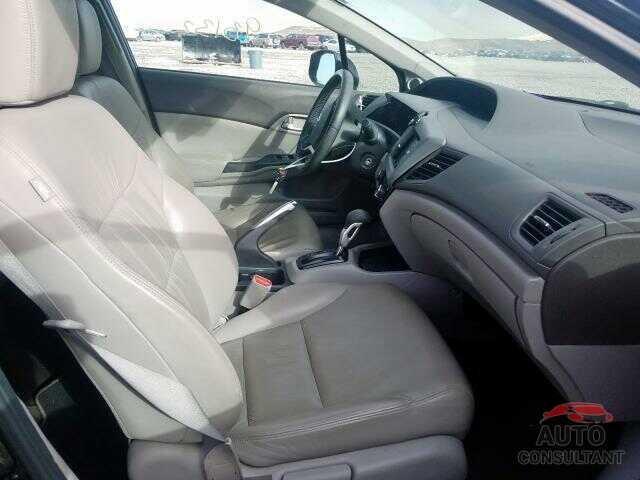 HONDA CIVIC 2012 - 1N4AL3APXJC232278