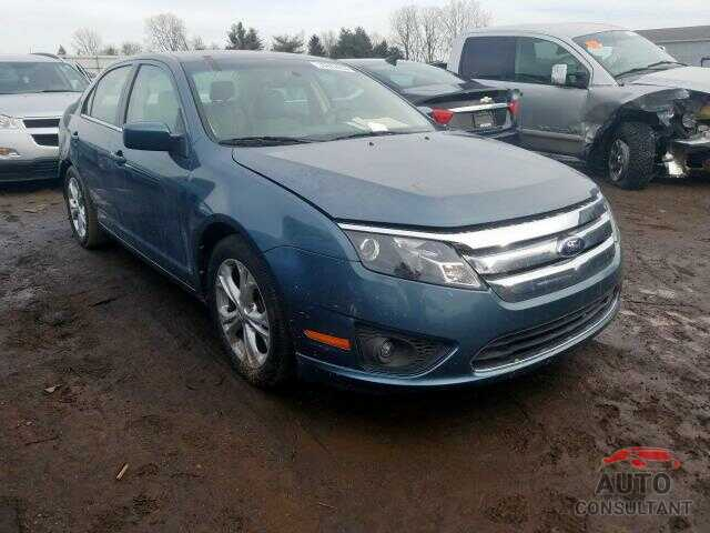 FORD FUSION 2012 - JN1BJ1CPXKW524022