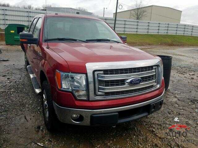 FORD F150 2013 - 19XFC2F52HE073079