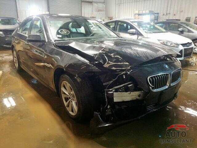 BMW 5 SERIES 2015 - 3FA6P0G79GR219029