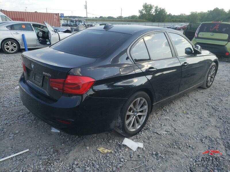 BMW 3 SERIES 2016 - WBA8E1G56GNT38170