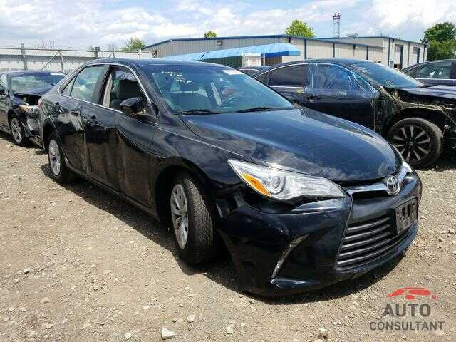 TOYOTA CAMRY 2016 - 4T4BF1FK0GR522380