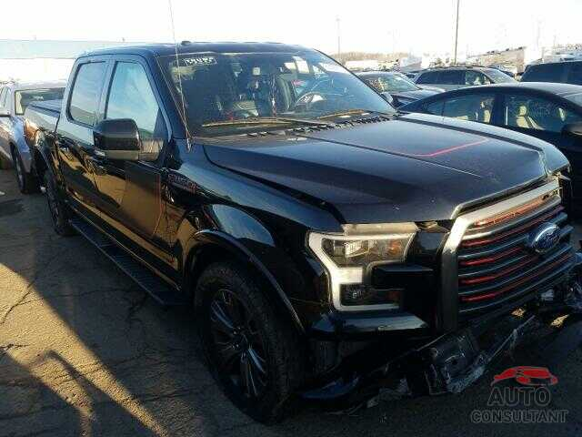 FORD F150 2016 - 1FTEW1EF1GFB53078