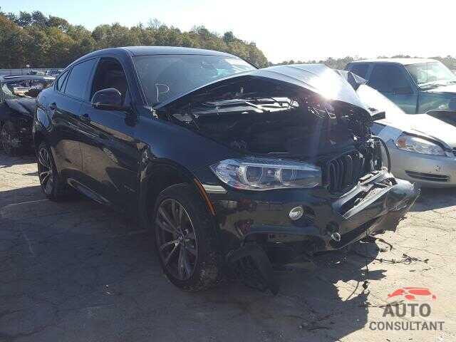 BMW X6 2016 - 5UXKU6C55G0R34011