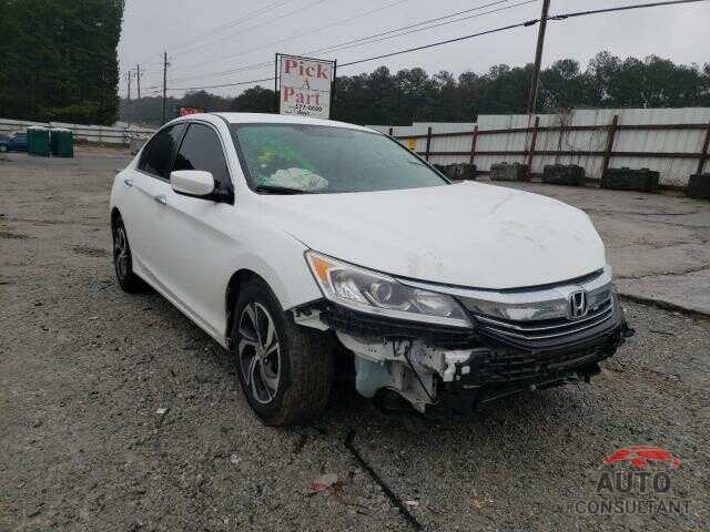 HONDA ACCORD 2016 - 1HGCR2F36GA246380