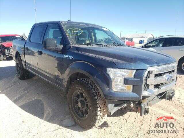 FORD F150 2016 - 1FTEW1CF7GFA23387