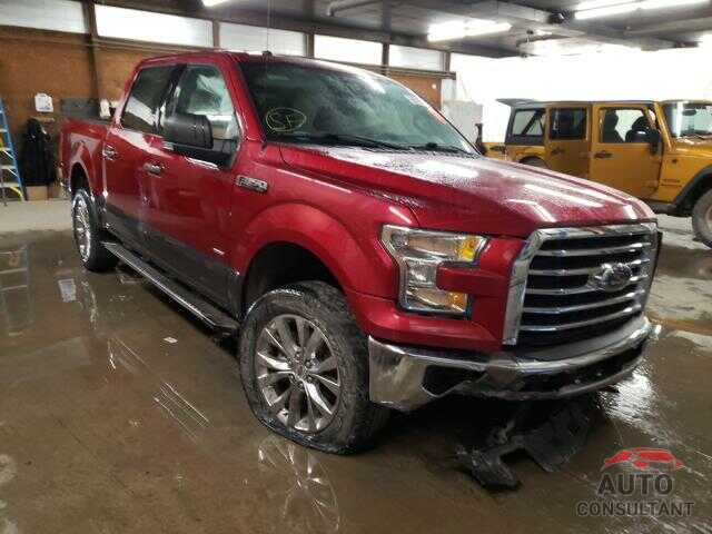 FORD F150 2016 - 1FTEW1EP6GFC98366