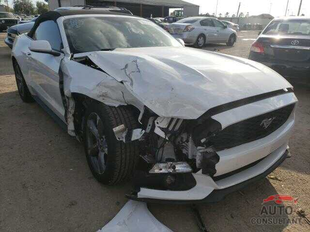 FORD MUSTANG 2016 - 1FATP8EM0G5227095