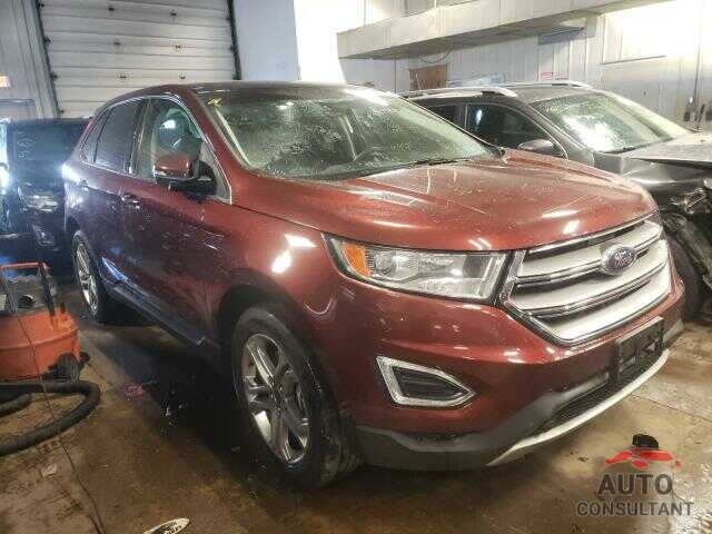 FORD EDGE 2016 - 2FMPK4K88GBB61445