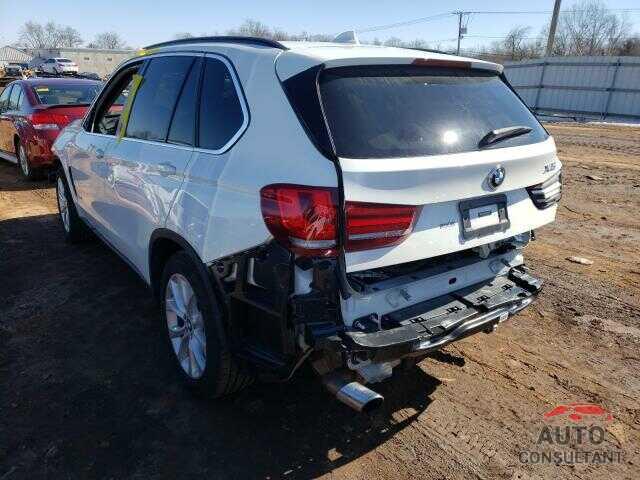 BMW X5 2016 - 5UXKR0C58G0U11614