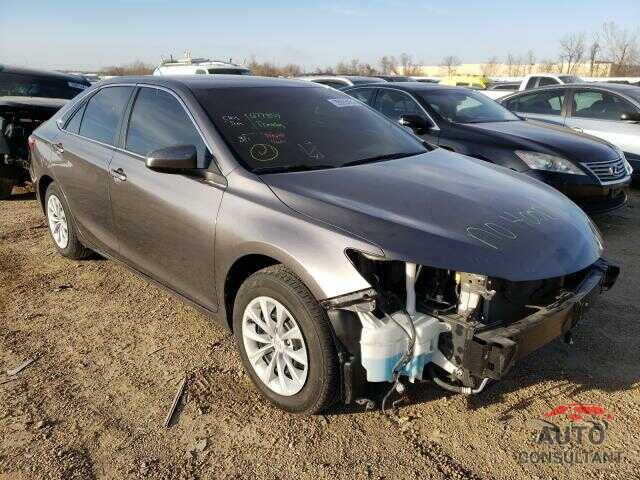 TOYOTA CAMRY 2016 - 4T4BF1FK3GR545085