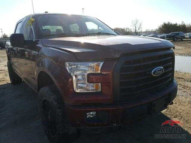 FORD F-150 2016 - 1FTEW1EF5GFA23918