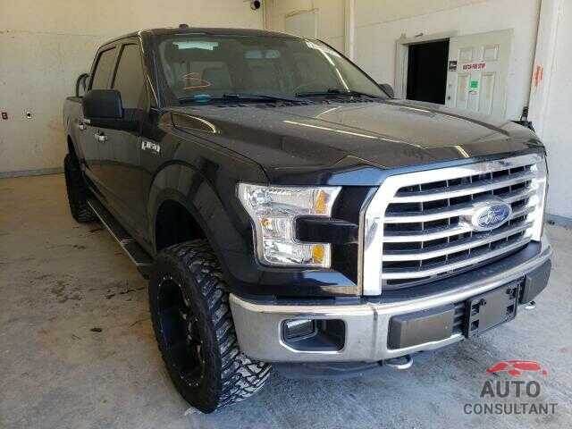 FORD F150 2016 - 1FTEW1EF1GFC13957