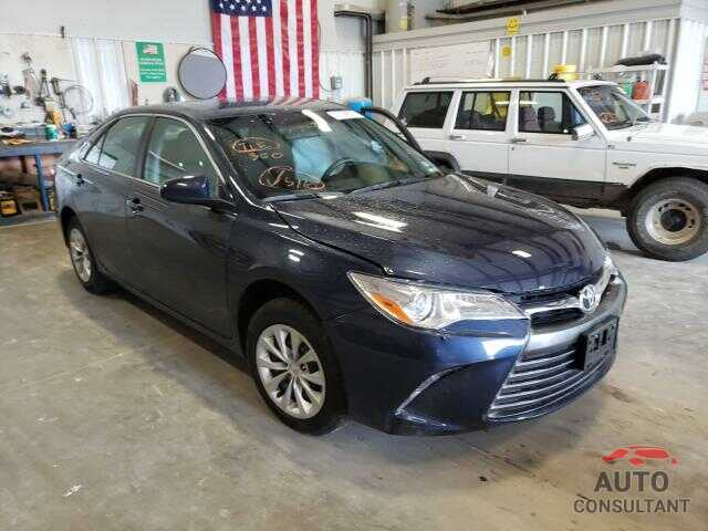 TOYOTA CAMRY 2016 - 4T4BF1FK1GR551418