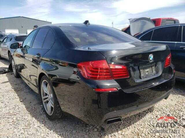 BMW 5 SERIES 2016 - WBAKN9C54GD962629