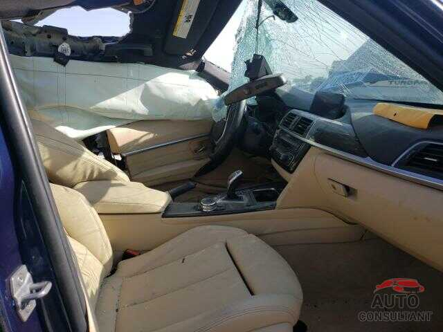 BMW 3 SERIES 2016 - WBA8E9G58GNT45085