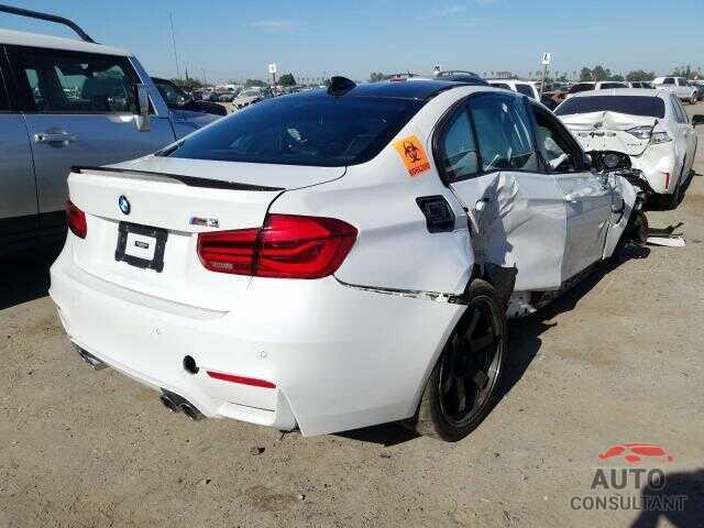 BMW M3 2016 - WBS8M9C59G5E68014