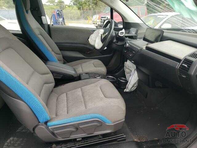 BMW I SERIES 2016 - WBY1Z4C53GV507172