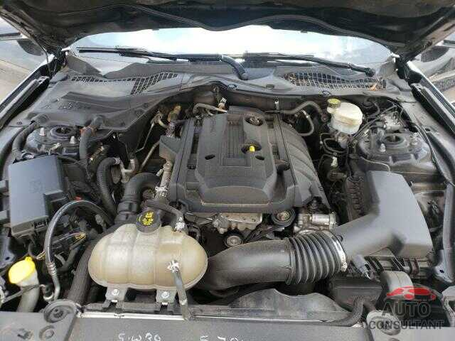 FORD MUSTANG 2016 - 1FA6P8TH8G5278895
