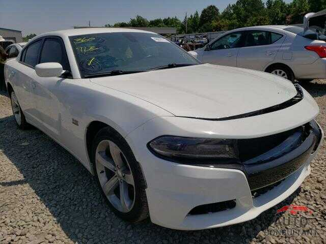 DODGE CHARGER 2016 - 2C3CDXCTXGH203164