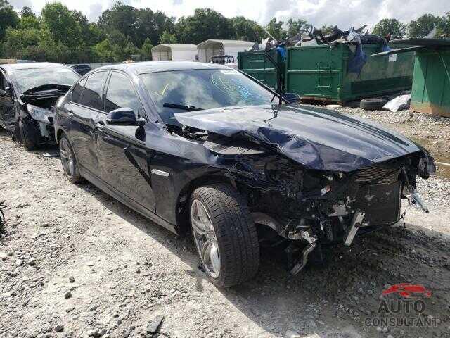 BMW 5 SERIES 2016 - WBAKP9C51GD981228